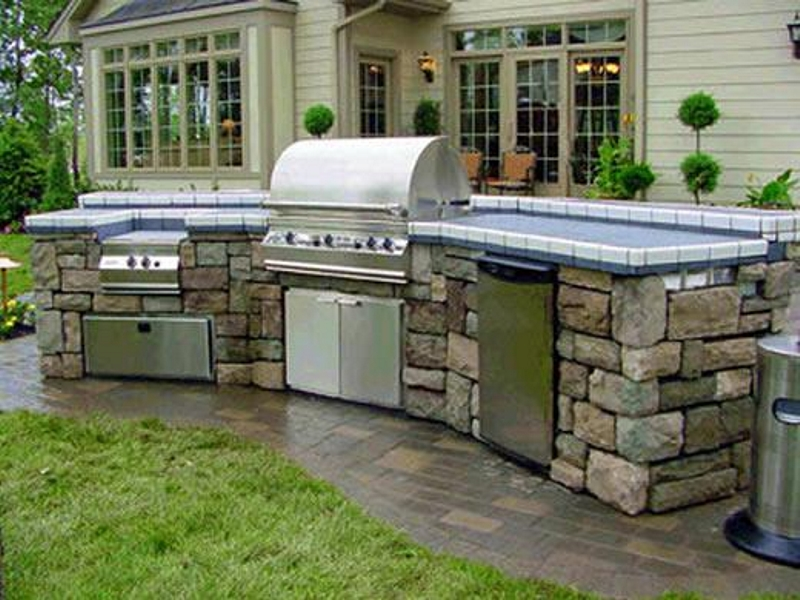 Outdoor kitchens and home remodeling in mckinney tx for Dallas outdoor kitchens
